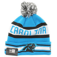 Carolina Panthers Flags Carolina Panthers Team Colors The Jake 3 With Pom New Era Cap