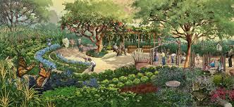 Georgia Botanical Garden by Atlanta Botanical Grows Support For U0027nourish And Flourish