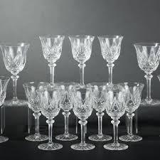 louis bicchieri louis otto e dieci bicchieri d acqua calici di cristallo