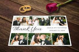 wedding thank you card templates psd by supremer studio on