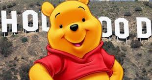 Winnie Pooh Halloween Costume Channing Tatum Scares Kids Winnie Pooh Halloween