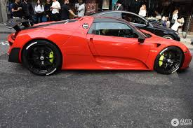 red porsche 918 porsche 918 spyder weissach package 22 july 2016 autogespot