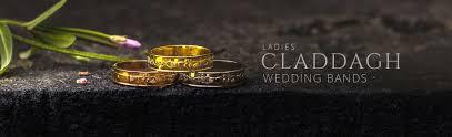 ladies claddagh wedding rings 100 irish made claddagh jewellers