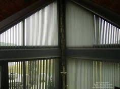 Graber Vertical Blinds Angle Top Angle Bottom And Triangle Window Treatments Ceiling