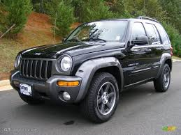 black jeep liberty 2003 black clearcoat jeep liberty freedom edition 4x4 37638157