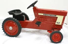 international harvester home decor international ih 766 pedal tractor toy rustic home decorating