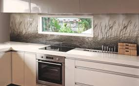 kitchen glass splashback ideas glassartnz painted glass splashbacks zealand glassart