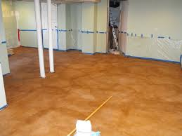 concrete basement floor basement decoration by ebp4