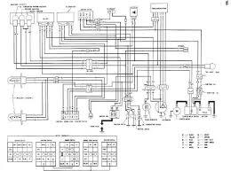 honda atv 300 wiring diagram honda wiring diagrams instruction