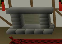 Crude Wooden Chair 2007 Stone Fireplace Old Runescape Wiki Fandom Powered By Wikia