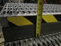 Max Stair Riser by Steel 6 U0027 Wide 2 Rise Portable Step Stair 12