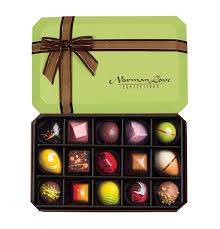 15pc signature chocolate gift box norman confections