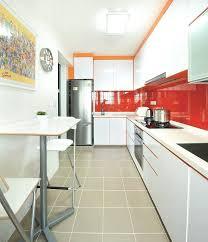 cuisine en longueur amenager la cuisine comment amacnager une cuisine en longueur