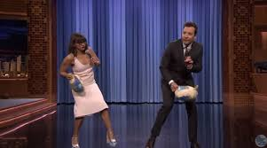 rashida jones and jimmy fallon turned hotline bling and more