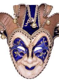jester masquerade mask deluxe blue jester masquerade mask genuine elevate