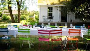 7 and happening ideas for a sunkissed summer party