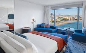 Barcelona Bedroom Furniture W Hotels Barcelona W Barcelona Fabulous Sky Room Best Rates