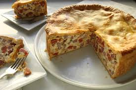 Lidia Bastianich Recipes Pizza Rustica Today Com