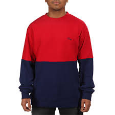 obey clothing obey clothing the hangout crew sweatshirt evo