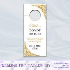wedding door hanger template diy do not disturb sign crafthubs diy do not disturb sign badi deanj