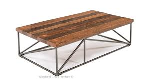 Cottage Coffee Table Restoration Hardwood Coffee Table Modern Rustic Coffee Table Antique