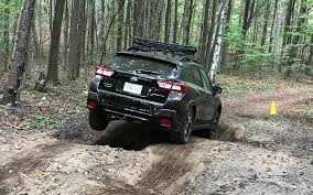 rally subaru outback 2018 subaru outback forester and crosstrek off road on point