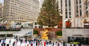 this year u0027s rockefeller center christmas tree is a huge norway