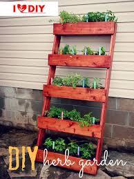 Garden Diy Crafts - diy herb garden diy crafts and ideas