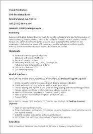 Desktop Support Technician Resume Example by 20 Desktop Support Job Description Resume Sample Desktop
