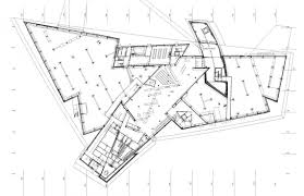 Art Studio Floor Plan Imperial War Museum North Libeskind