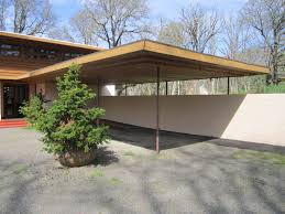 Usonian House by The Gordon House And The Usonian Style