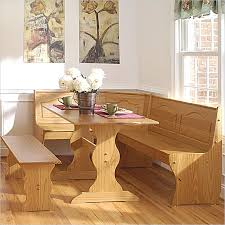 A Dining Room Kitchen Table With Bench Seats Home Design Blog - Tables with benches for kitchens