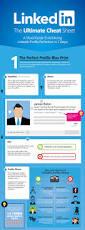 Update Resume In Linkedin The Ultimate Linkedin Cheat Sheet