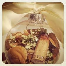 Wedding Flowers Cork How To Preserve Your Wedding Bouquet Christmas Ornament