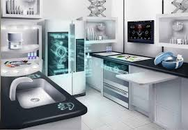 Exclusive Kitchen Design by Interior Gorgeous Future Kitchen High Technology With Modern
