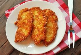 chicken tenders healthy recipes