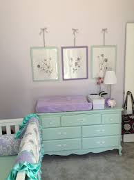 Pink And Green Nursery Decor Loving Mint And Lavender For A Baby Nursery Colors Not A Fan