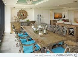 Beach Themed Dining Room Home Design Ideas - Beach dining room