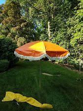 floral patio umbrella ebay