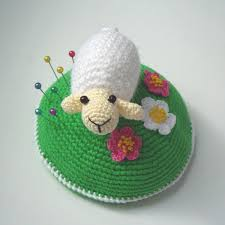 home decoration pdf pdf pattern crochet pin cushion home decor little white