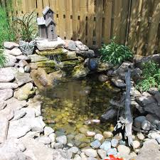 how to build a water garden stream family handyman