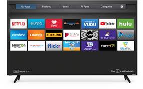vizio smart tv apps vizio