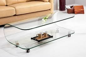 low glass top coffee table 13 incredible glass top coffee table designs for tables plan 15