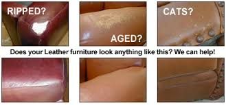 How To Repair Scratched Leather Sofa Leather Furniture Color Repair Roselawnlutheran
