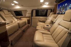 luxury minivan interior becker automotive design luxury transport coaches sprinter