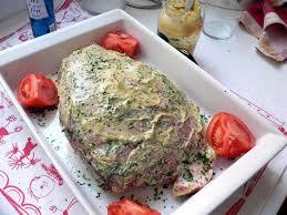 cuisiner la palette de porc palette de porc au four bigmammy en ligne