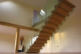 Wooden Stairs Design Decorations Attractive Bespoke Wooden Staircase Design With