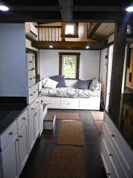 tiny homes images 24 u0027 luxury tiny home on wheels by tiny house chattanooga