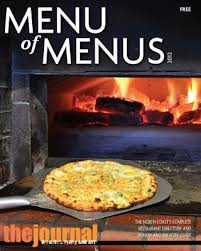 round table pizza arcata menu of menus 2016 by north coast journal issuu