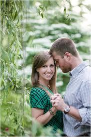 Tanger Family Bicentennial Garden Andrew U0026 Anna Proposal U0026 Engagement Sessions